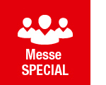 Messe Special Button Newsletter fertigung