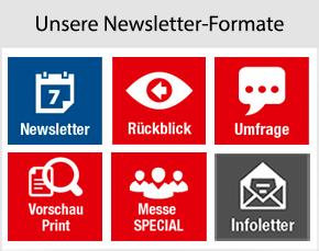 Newsletter Formate fertigung