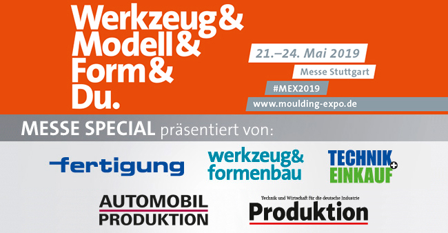 Moulding Expo Messe Special