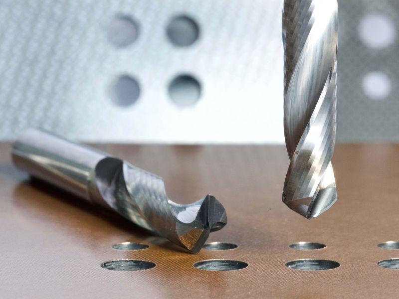 Lach Diamant: PKD-Spiralbohrer für Composite-Bearbeitung