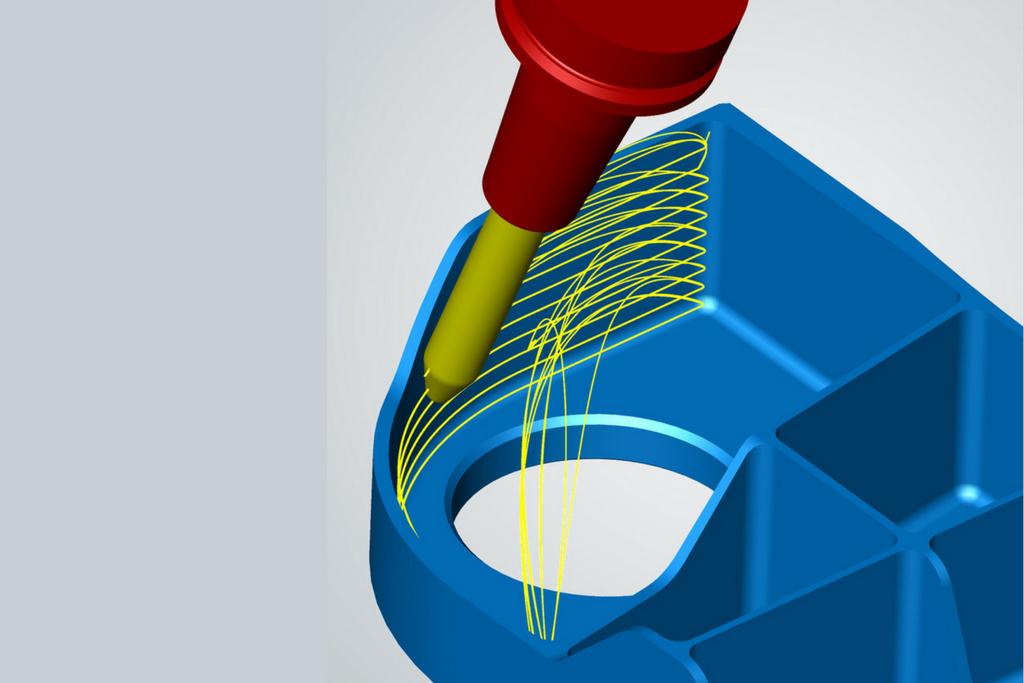 Open Mind: Simulation Hypermill mit virtueller Maschine