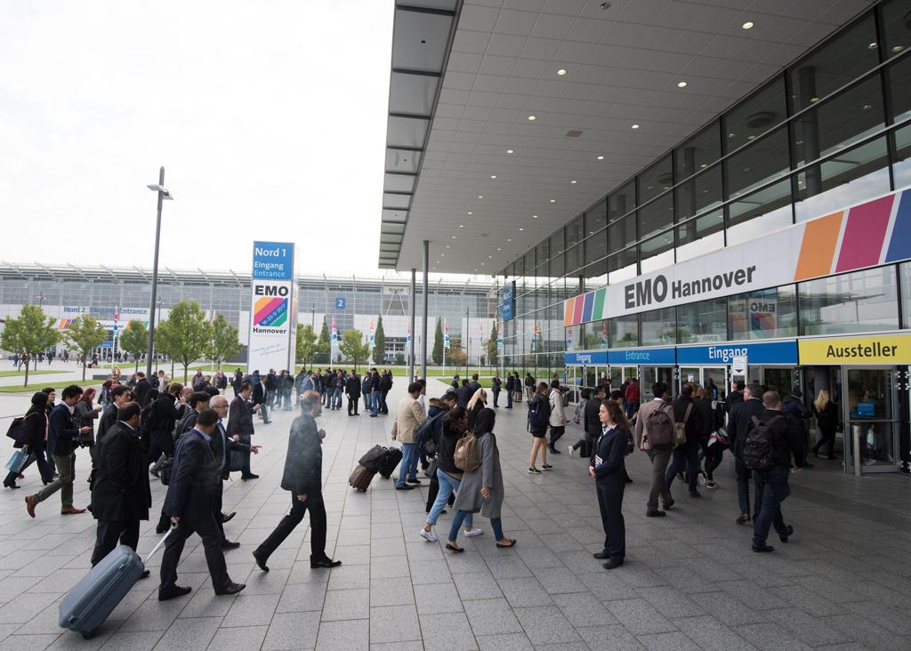 EMO Hannover stößt Milliardeninvestitionen an
