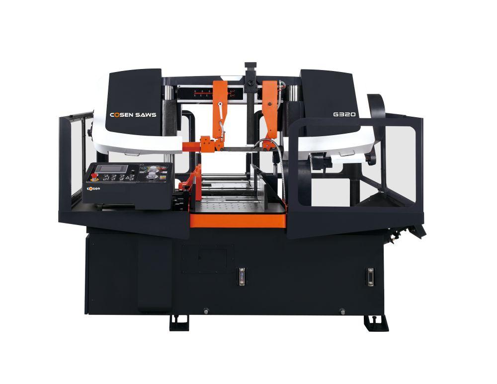 Cosen: Der neue Bandsägevollautomat G320