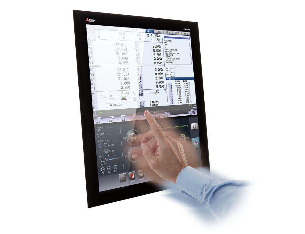 Mitsubishi Electric: Lösungen für CNC-Steuerungs- und Antriebssysteme